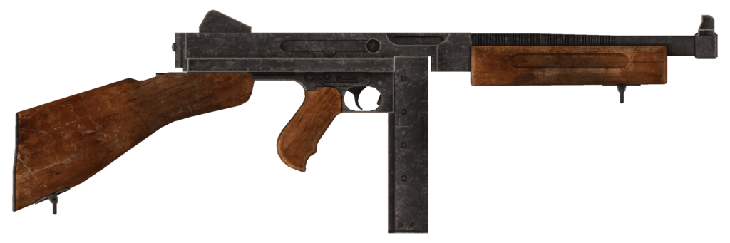"Thompson ""Tommy"" Gun"