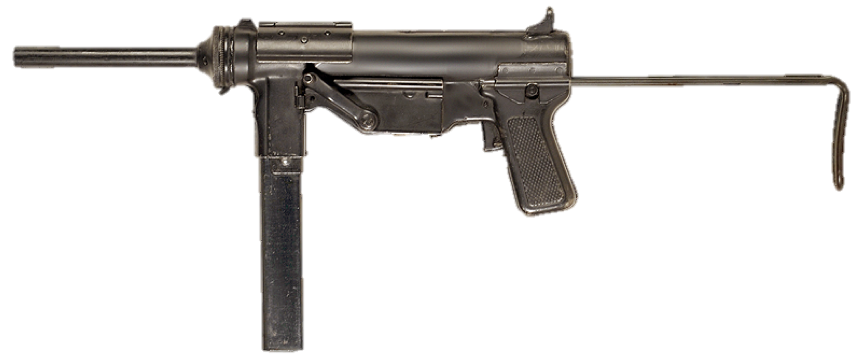 """M3A1 – """"Grease Gun"""""""